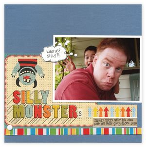 Silly-monster